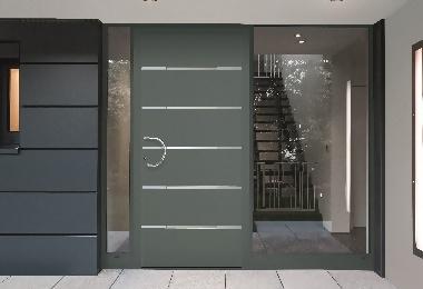 Fenster und Türen von Schüco