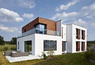 Fenster, Türen und Schiebetüren von Schüco