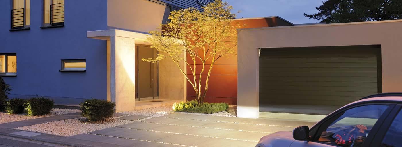 beruhigend sicher garagentore antriebe von h rmann. Black Bedroom Furniture Sets. Home Design Ideas